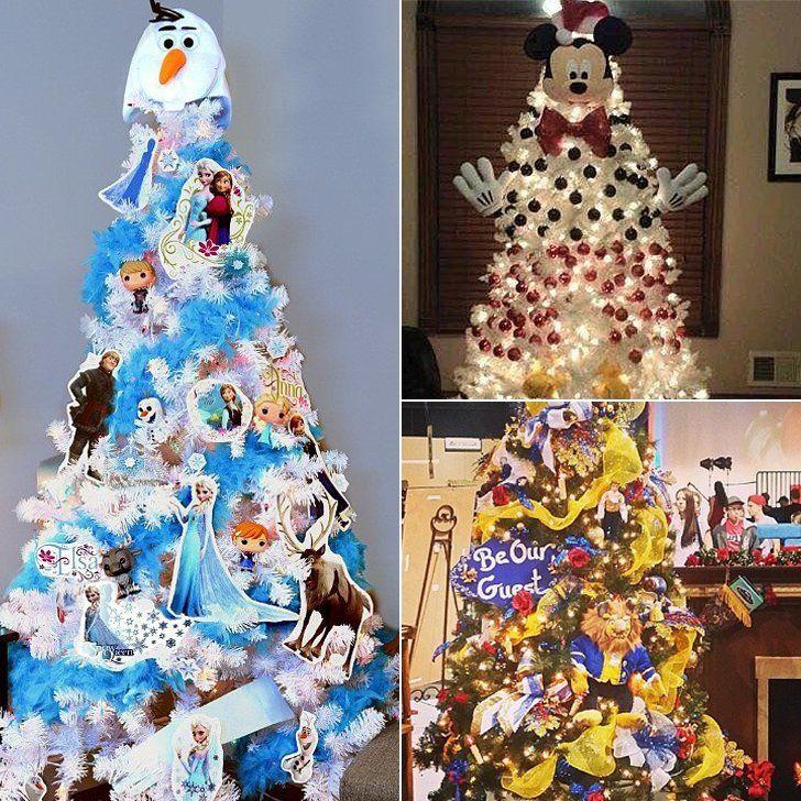 25+ Best Ideas About Disney Christmas Trees On Pinterest