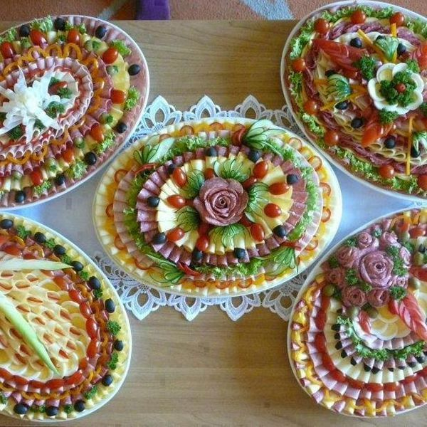Beautiful Deli Platter Ideas