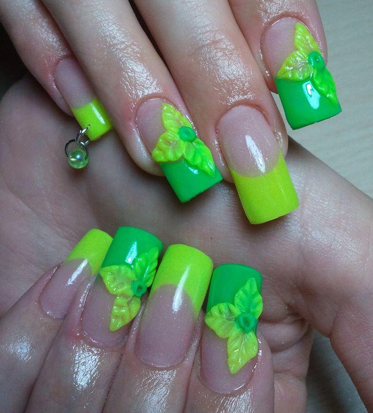 23 best uñas images on Pinterest | Uña decoradas, Decoración de uñas ...