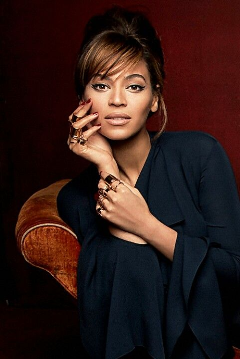 Beyonce March 2013 Vogue photo shoot