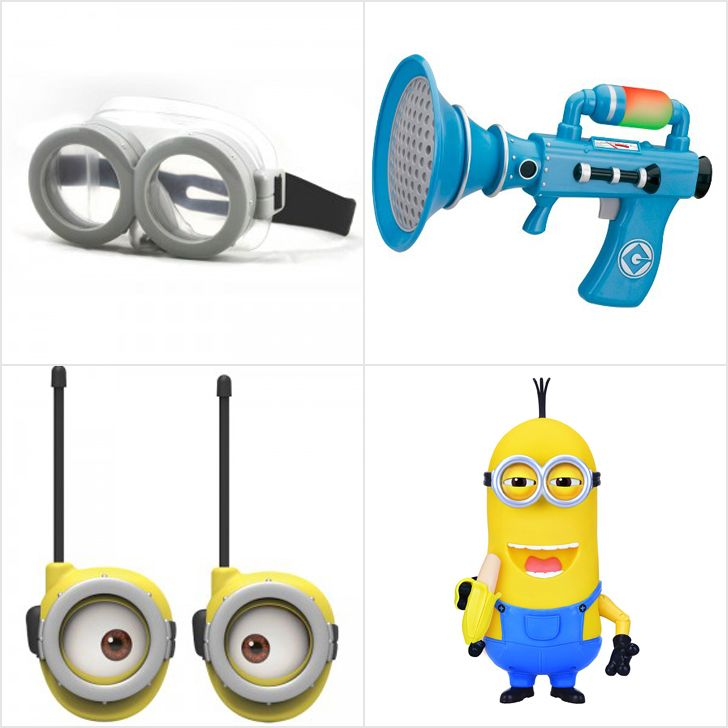 Minion toys are awesome!