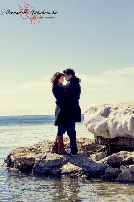 Engagement session - www.ajphotographer.ca