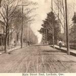 Main street 1905