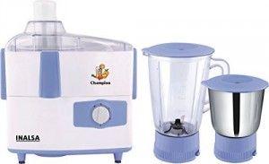 Inalsa Champion 450-Watt Juicer Mixer Grinder