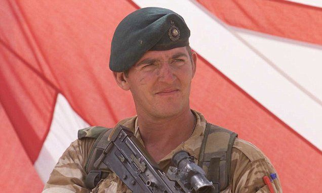 Only a retrial can fix Marine Alexander Blackman's injustice, DAILY MAIL COMMENT | Daily Mail Online