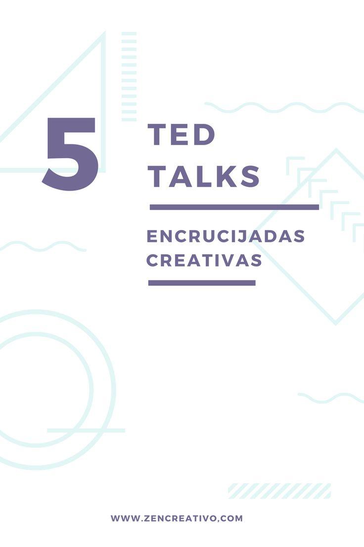 Desbloquéate y saca nuevas ideas con estas charlas TED, inspiradoras e informativas que te darán el impulso que te faltaba.