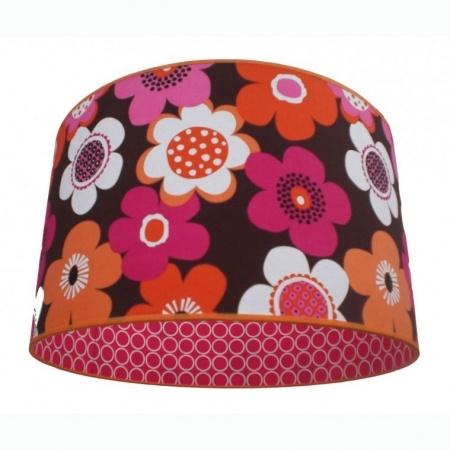 Juul Design kinderlamp retro bloemen