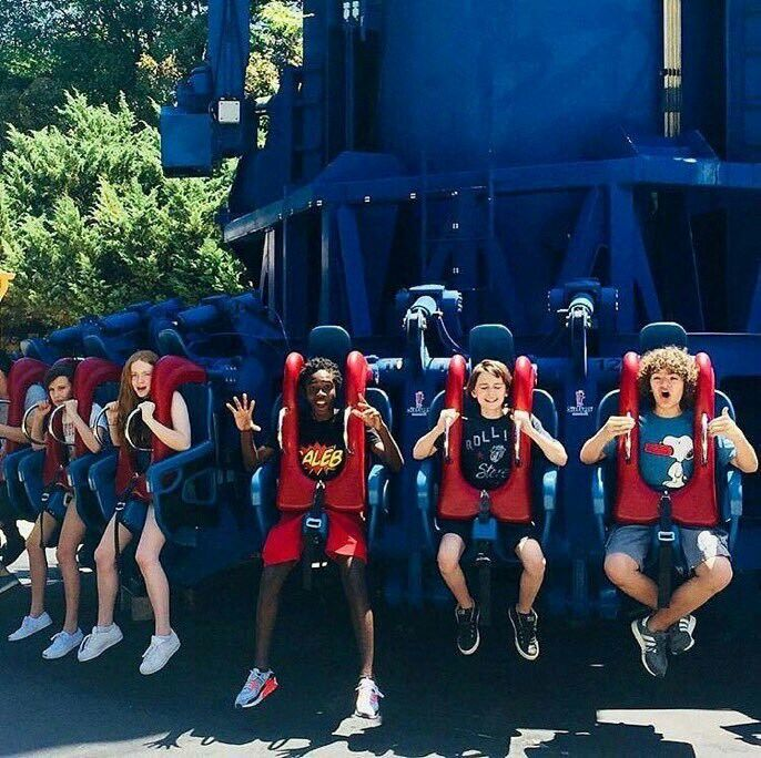 O MY GOD THIS IS SIX FLAGS ATL IVE BEEN ON THIS RIDE