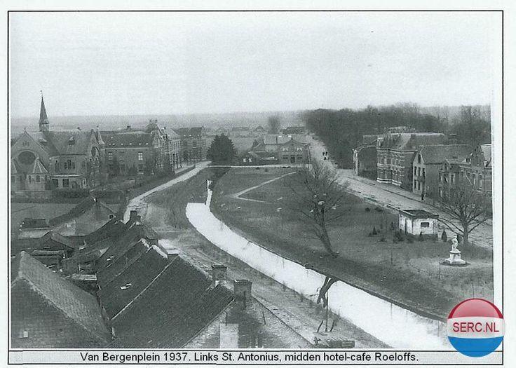 Van Bergenplein Etten-Leur (jaartal: 1930 tot 1940) - Foto's SERC