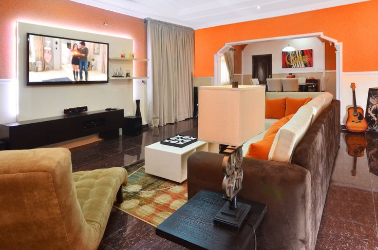 Colour Combination For Sitting Room In Nigeria Ideasidea