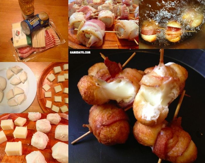 Cheesy Bacon Bombs Always sharing and caring @KickingItOffWithKathy follow/friend requests welcome♡♥♡