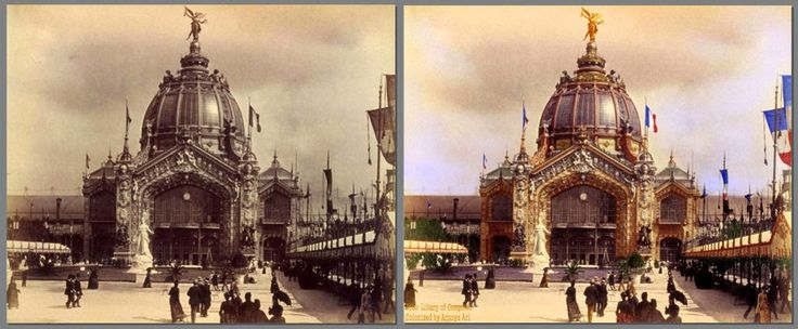 l'Exposition Universelle 1889