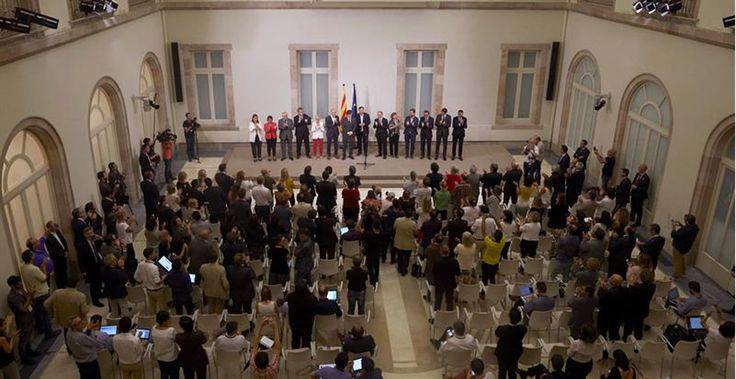 El Consejo de Estado dictamina por unanimidad a favor de los recursos contra la convocatoria del referéndum del 1-O