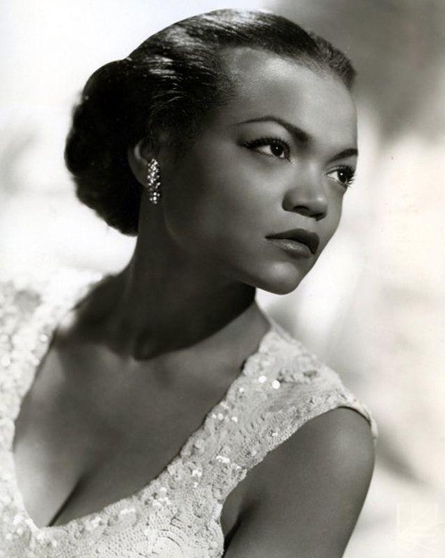 Eartha Kitt | Vintage Black Glamour