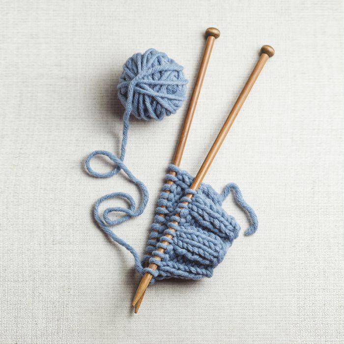 Votre façon de tricoter en dit long sur vous