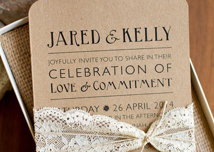 Wedding Invitation Text Ideas: 1000+ Ideas About Wedding Invitation Wording Examples On