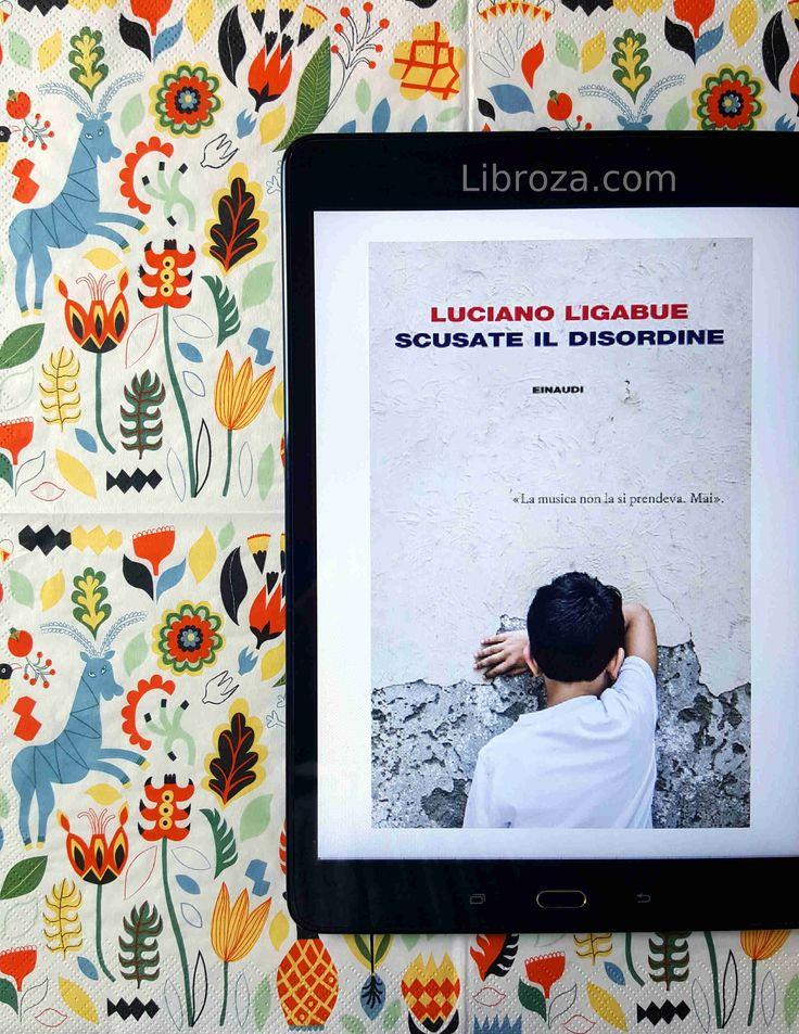 Luciano Ligabue, Scusate il disordine