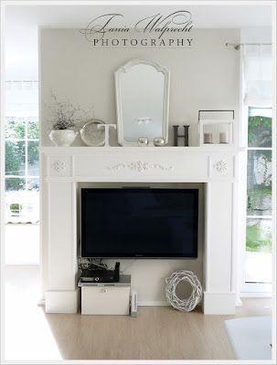 schones kaminkonsole wohnzimmer ideen Anregungen Bild der Cfdabadbcdeabbbdc Faux Fireplace Room Ideas Jpg