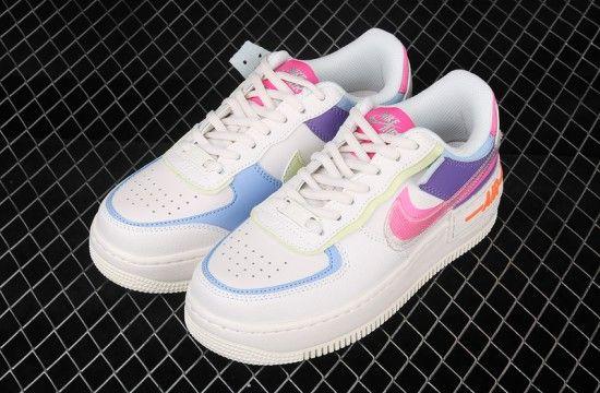 Nike Air Force 1 Shadow Sail Pink Purple Blue CI0919 164