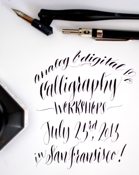1000 Images About Creative Calligraphy On Pinterest Workshop Calligraphy Supplies And