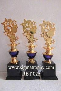 Agen Trophy Bervarian Unik dan Menarik