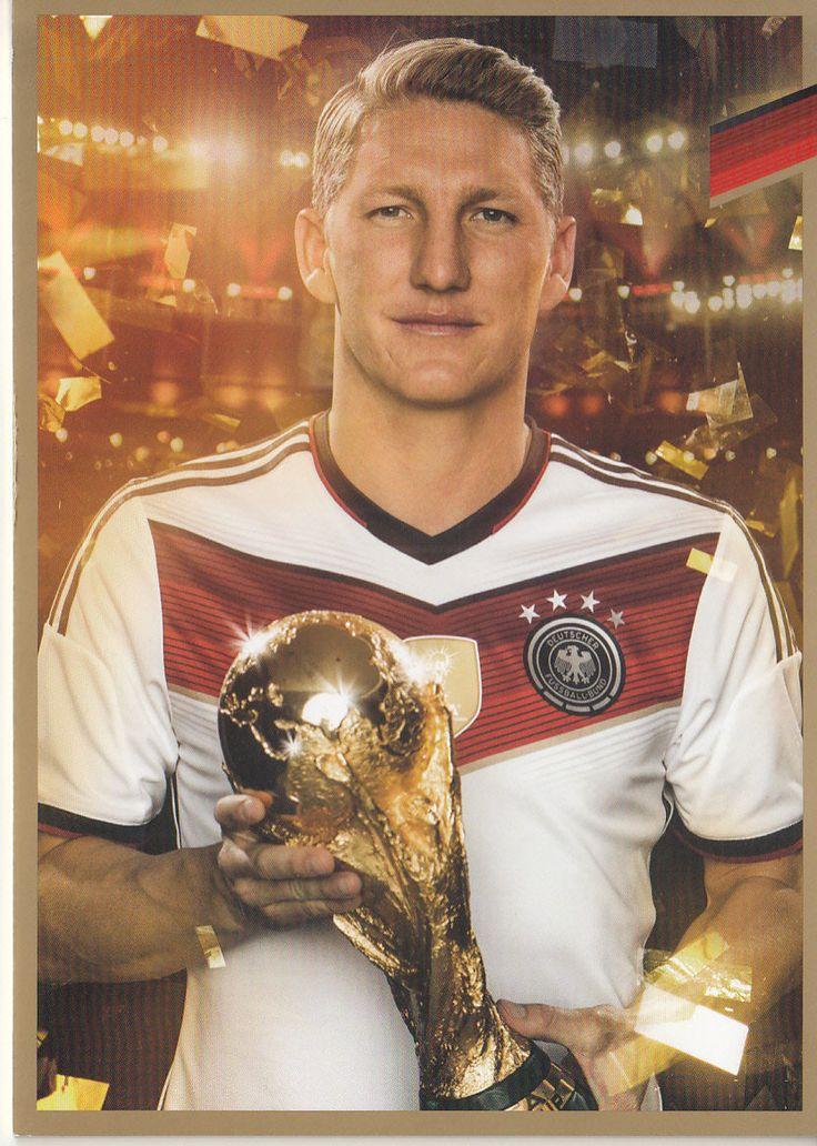 Bastian Schweinsteiger MF #7