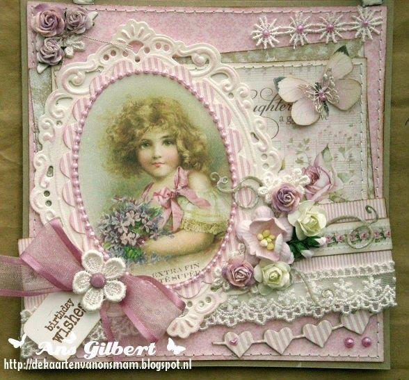 De kaarten van ons Mam: ...birthday Wishes...
