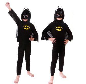 Batman Costume. Buy now at www.littlesuperherocitizens.com