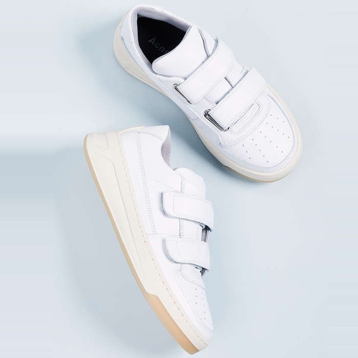 Velcro sneakers, Dad shoes