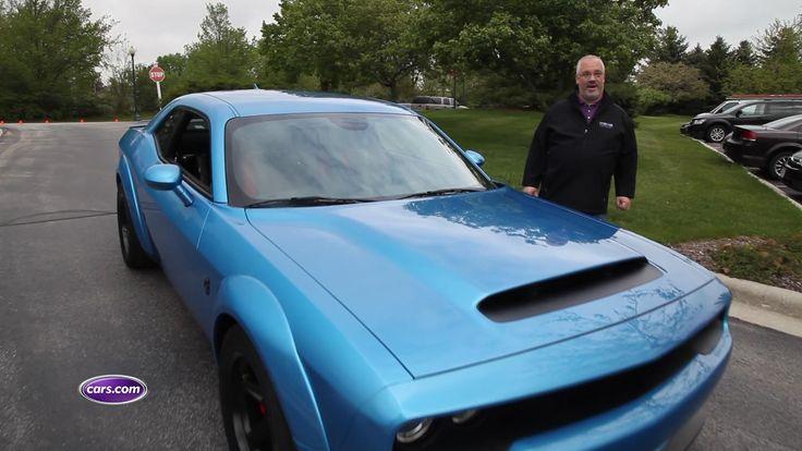 We Fire Up the 2018 Dodge Challenger SRT Demon