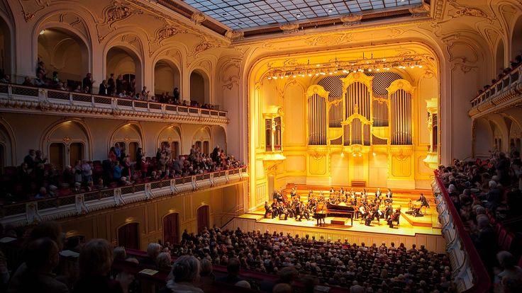 Hamburg, Laeiszhalle(Musikhalle)