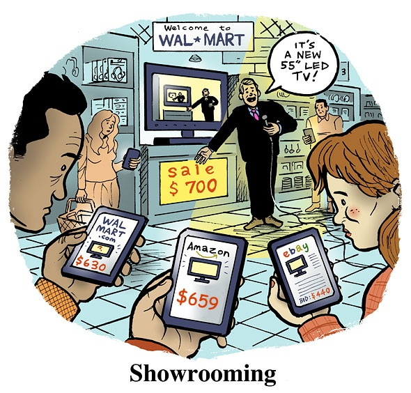 We foresee lot's of change for retailers due to M-commerce and Direct Mobile Shopping.: Mobiles Shops, Al Showroom, El Showroom, El Comercio Showroom, Web Marketing, Retail Ecommerce, Mobiles Consumer, Ecommerce Mobiles, Direction Mobiles