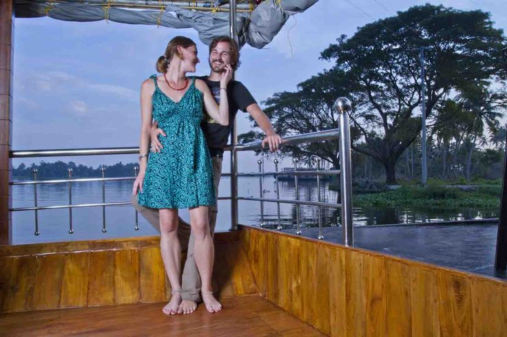 Honeymoon in Alleppey
