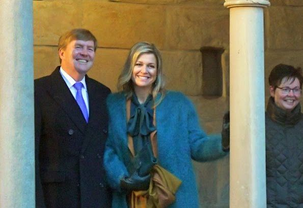King Willem Alexander and Queen Maxima visit Germany