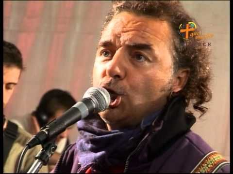 PJ ROCK + Que música. Festival de música católica celebrado en mayo de 2010 en Torrijos y organizado por el Secretariado de Pastoral Juvenil de la Archidiócesis de Toledo.  Actuación de Migueli: QUÉ ESCÁNDALO