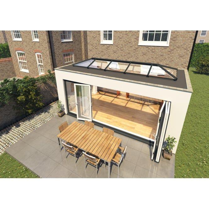 Skypod Skypod Glass Roof Lantern - Activ Glass - 2000mm x ...