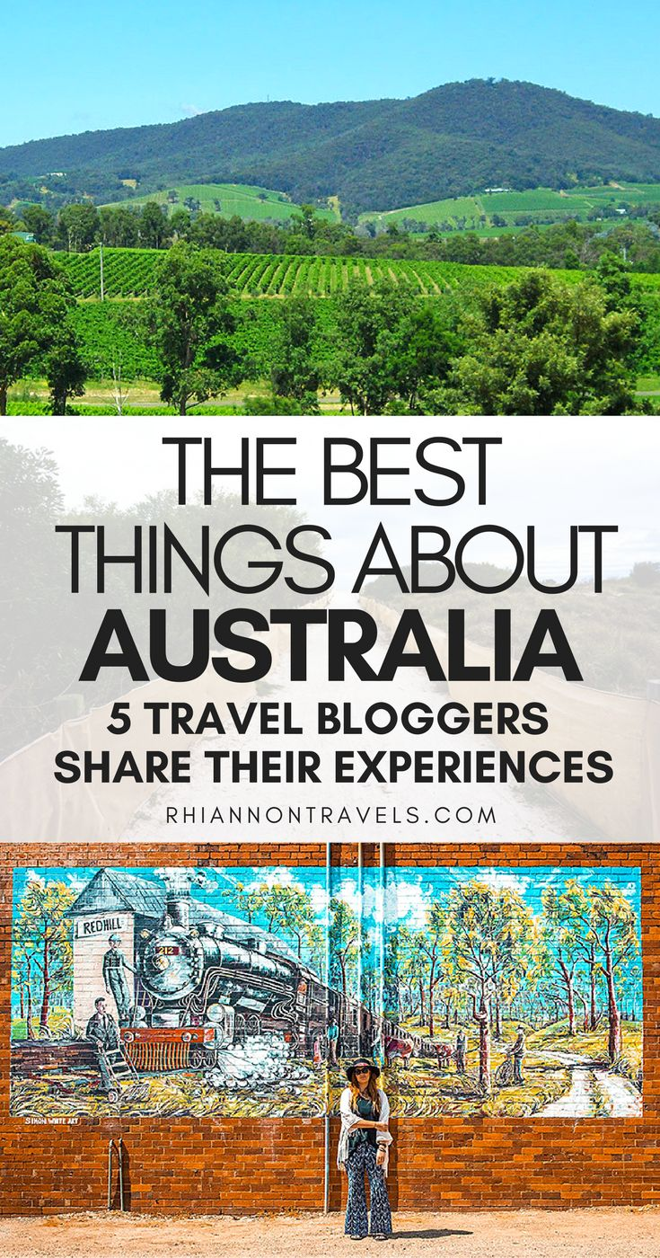 What are the best things about Australia? 5 Travel Bloggers share what they loved about their time in Australia. I also share my favourite things, too!