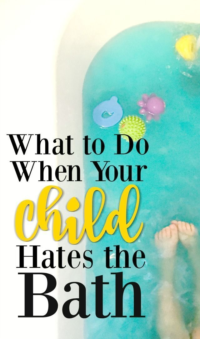 If you have a child that hates bath time, you're not alone! This is such a common problem and there are easy solutions to fix it. Try out these strategies to make bath time fun again in your house! #BathTips #ToddlerHatesBath
