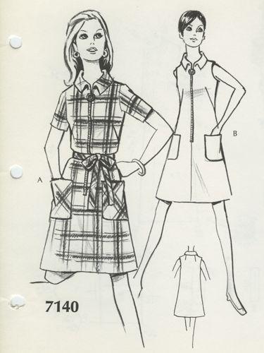 Dot Pattern System Deluxe: House Dress