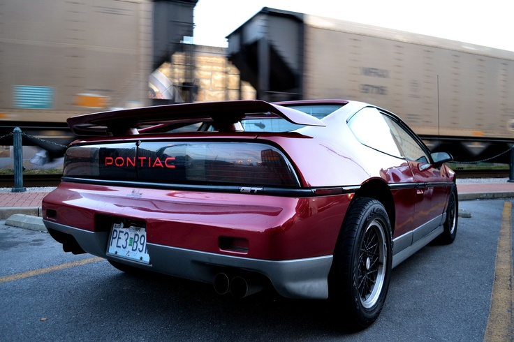 1987 Pontiac Fiero GT picture, exterior looks just like the one I had, it was a really good car and never had any trouble out of it