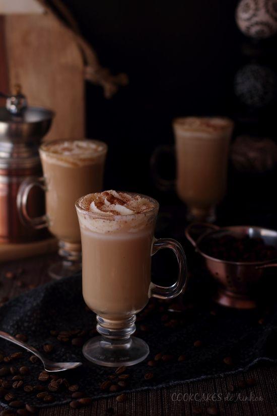 Cookcakes de Ainhoa: TOFFEE NUT LATTE (Café tipo Starbucks)