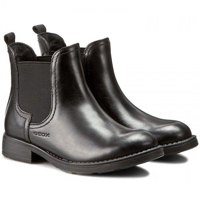Botas GINO ROSSI - Ami DBH096-S92-0600-9900 zapatos-es el-negro Cuero NjigztQA