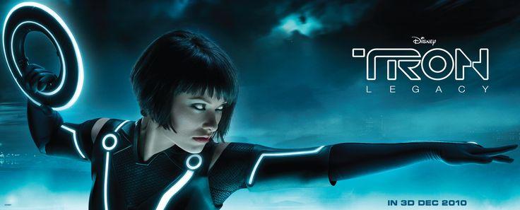 tron legacy | Tron Legacy-Olivia Wilde