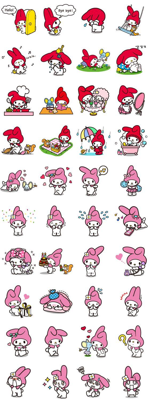 画像 - My Melody by Sanrio - Line.me