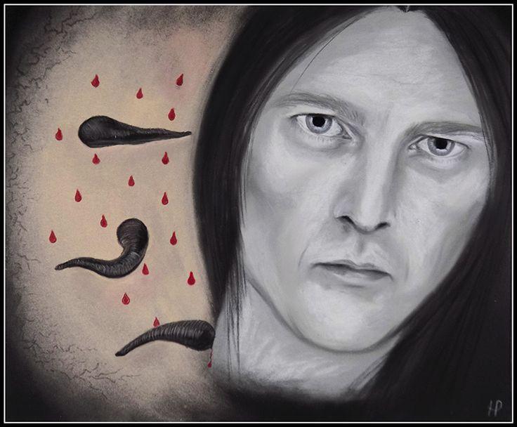 Roose Bolton (art by Anastasia Robozeeva)