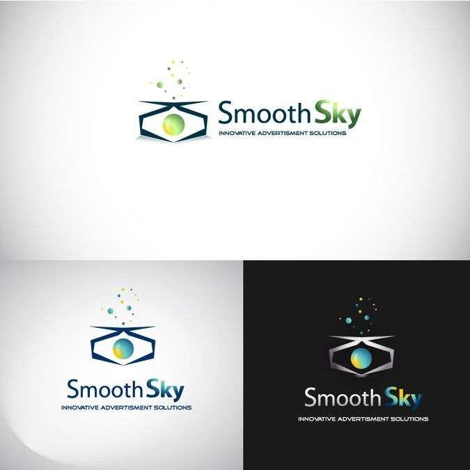 Smooth Sky needs a new logo by atfc