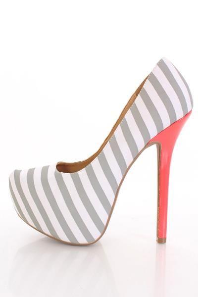 striped grey/coral! I'm in love!!!!!!