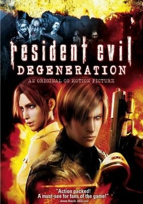 In this animated edition of the Resident Evil saga, zombie slayer Claire and fed agent Leon reunite in an airport, where a T-virus-infected zombie has been set loose. As the pair dodge the undead, they must expose the bioterrorists behind the attack.  Cast:Paul Mercier, Alyson Court, Laura Bailey, Roger Craig Smith, Crispin Freeman, Michelle Ruff, Michael Sorich, Salli Saffioti, Steve BlumDirector:Makoto Kamiya