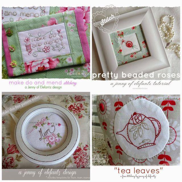 Jenny of ELEFANTZ: Free Patterns