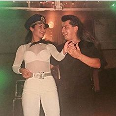 @azeleaperez57 shared more rare photos! Wow thank you so muchd keep them coming we appreciate it !#selenaquintanilla #selena #selenaquintanillawemissyou